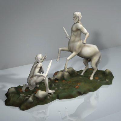 centaur-exhibit