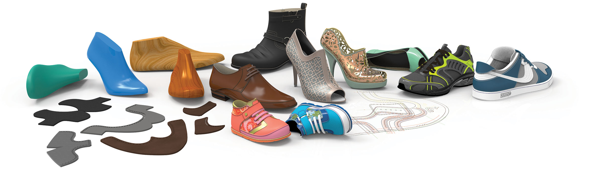 shoe industry The retail shoe industry is constantly growing, as shoes are being manufactured more inexpensively and a wider range of styles are.
