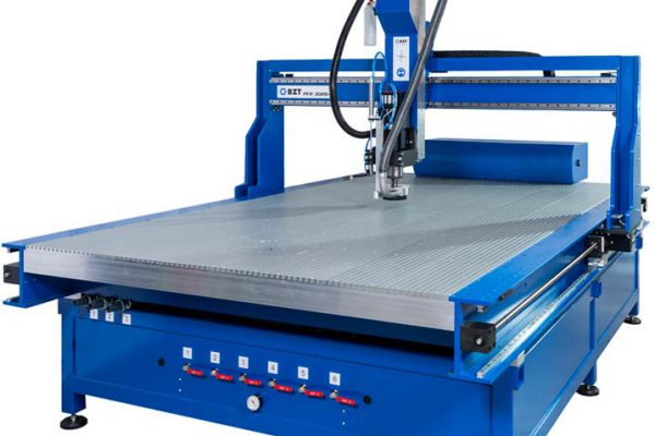 CNC Router with T-plate option