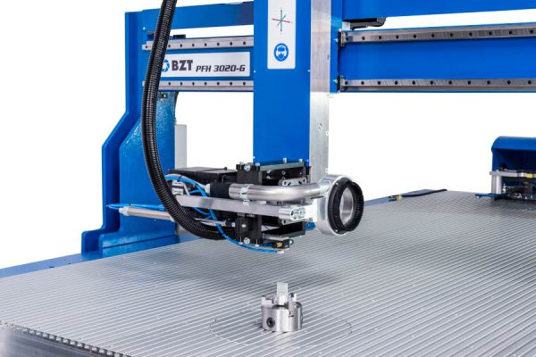 CNC Router with 5 axis option