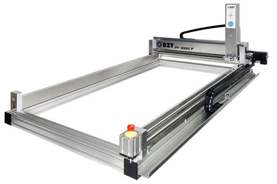 Entry level CNC router