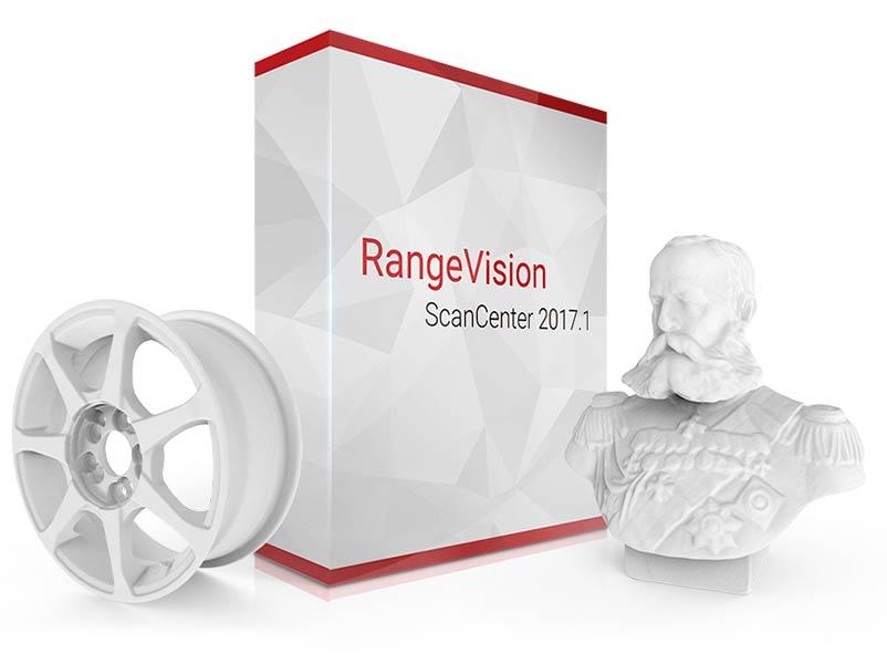 range vision software