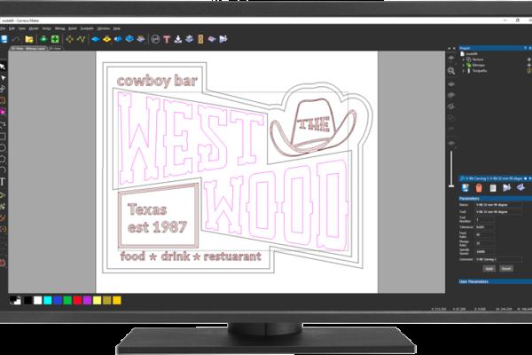 carveco-maker-westwood-bar-sign