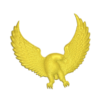 eagle-3d-relief