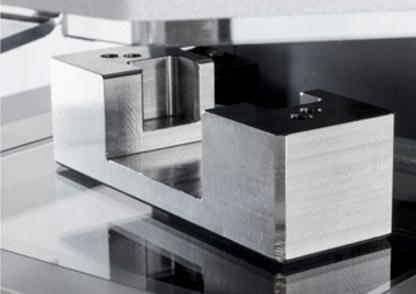 optical measurement of mechanical component
