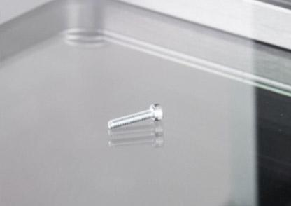 optical measurement of screw