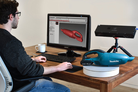 automate 3d scanning